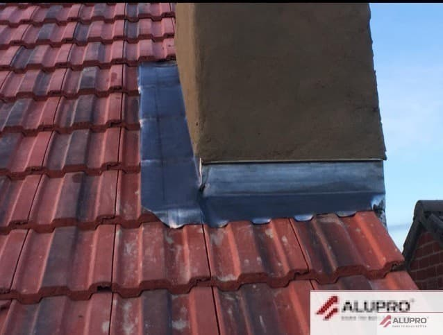 Chimney Flashing Limerick Roofers