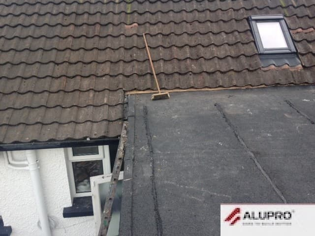 Domestic Flat Roof Repair