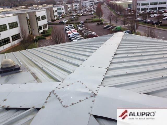 Galvanised Roof Repairs Limerick