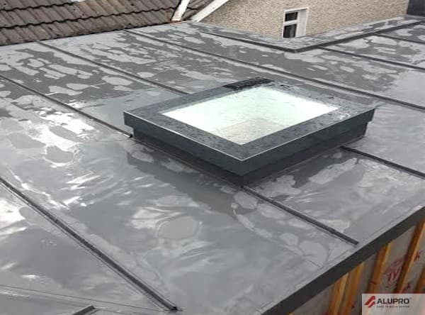 Fibreglass roofing in Limerick