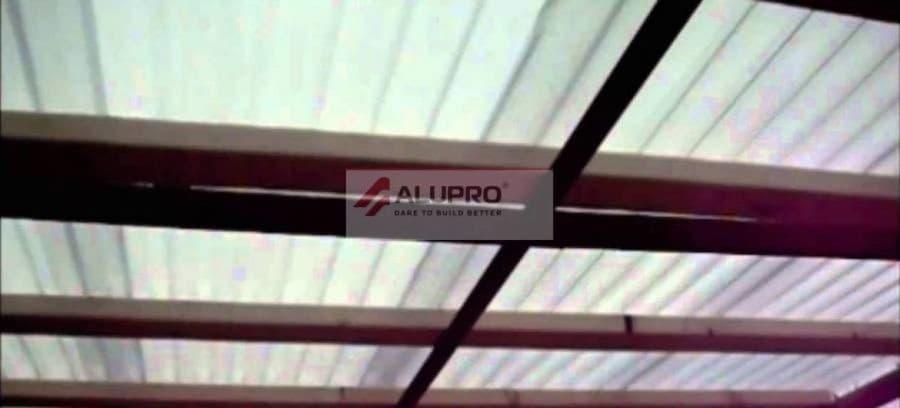 Repairing Perspex Roofing
