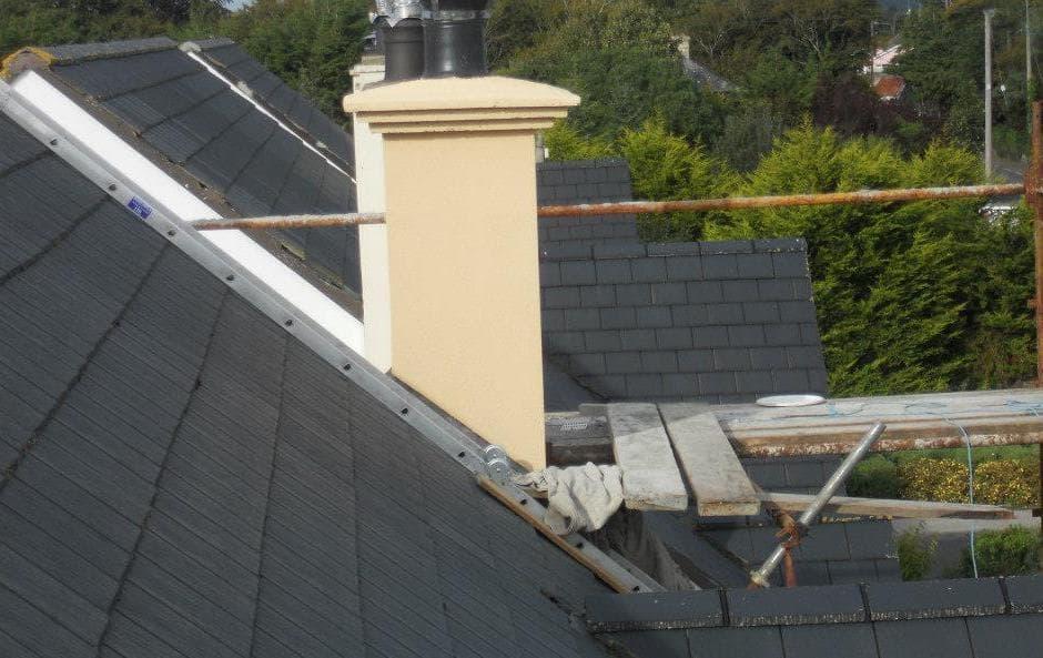 Chimneys Repairs & Rebuilds